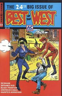 Cover Thumbnail for Best of the West (AC, 1998 series) #24