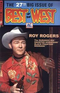 Cover Thumbnail for Best of the West (AC, 1998 series) #27