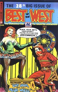 Cover Thumbnail for Best of the West (AC, 1998 series) #28