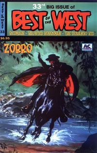 Cover Thumbnail for Best of the West (AC, 1998 series) #33