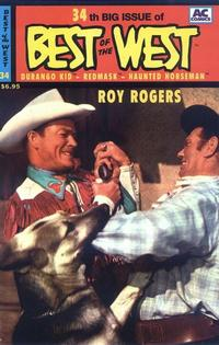 Cover Thumbnail for Best of the West (AC, 1998 series) #34