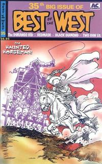 Cover Thumbnail for Best of the West (AC, 1998 series) #35