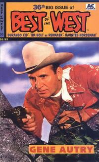 Cover Thumbnail for Best of the West (AC, 1998 series) #36