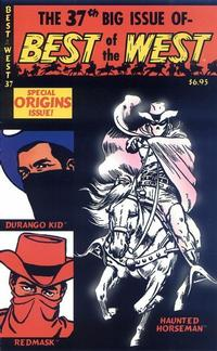 Cover Thumbnail for Best of the West (AC, 1998 series) #37
