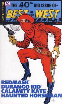 Cover Thumbnail for Best of the West (AC, 1998 series) #40
