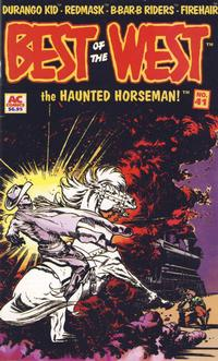 Cover Thumbnail for Best of the West (AC, 1998 series) #41