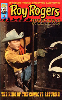 Cover Thumbnail for Roy Rogers Western (AC, 1998 series) #1