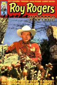 Cover Thumbnail for Roy Rogers Western (AC, 1998 series) #2