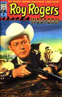 Cover Thumbnail for Roy Rogers Western (AC, 1998 series) #3