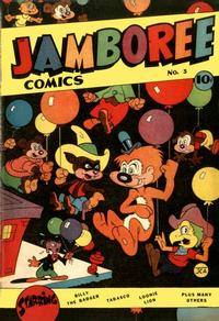 Cover Thumbnail for Jamboree (Round Publishing Company, 1946 series) #3