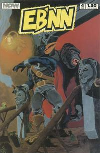 Cover Thumbnail for Eb'nn (Now, 1986 series) #4