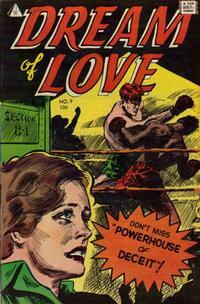 Cover Thumbnail for Dream of Love (I. W. Publishing; Super Comics, 1958 series) #9