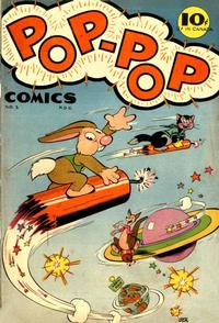Cover Thumbnail for Pop-Pop Comics (R. B. Leffingwell and Co., 1945 series) #1