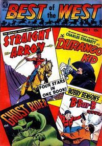 Cover Thumbnail for A-1 (Magazine Enterprises, 1945 series) #42