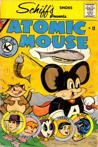 Cover Thumbnail for Atomic Mouse (Charlton, 1961 series) #12