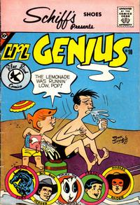 Cover Thumbnail for Li'l Genius (Charlton, 1959 series) #10