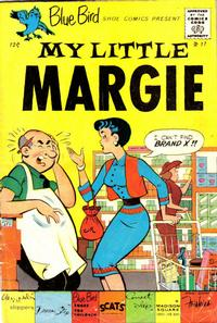 Cover Thumbnail for My Little Margie (Charlton, 1963 series) #17