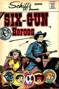 Cover Thumbnail for Six-Gun Heroes (Charlton, 1959 series) #9