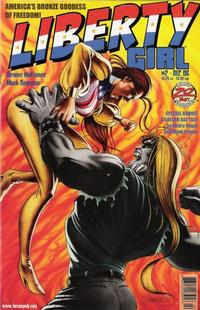 Cover Thumbnail for Liberty Girl (Heroic Publishing, 2006 series) #2