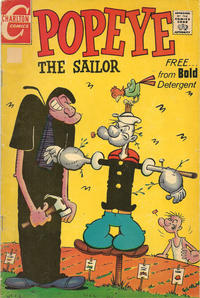 Cover Thumbnail for Popeye [Bold Detergent Giveaway] (Charlton, 1969 series) #94