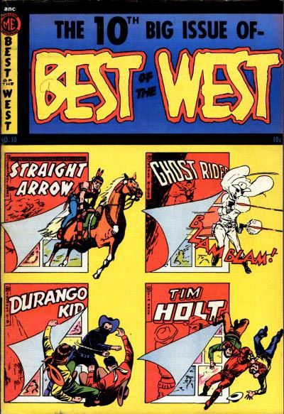 Cover for A-1 (Magazine Enterprises, 1945 series) #87