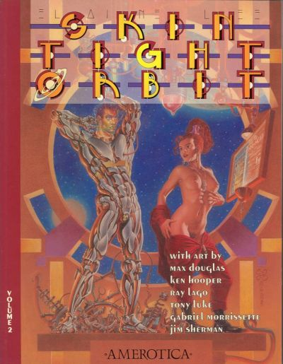 Cover for Skin Tight Orbit (NBM, 1995 series) #2