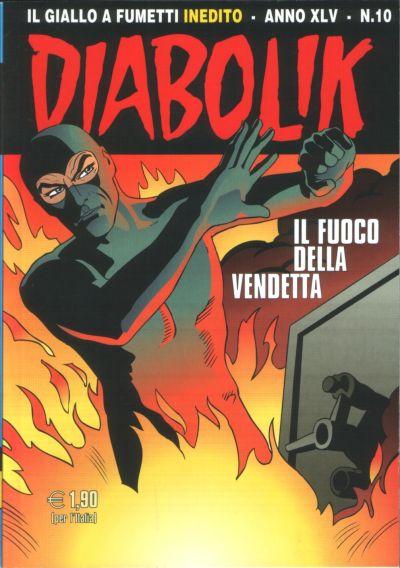 Cover for Diabolik (Astorina, 1962 series) #v45#10