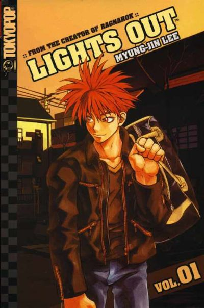Cover for Lights Out (Tokyopop, 2005 series) #1