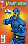 Cover for Manhunter (DC, 2004 series) #27
