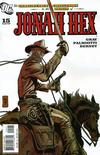 Cover for Jonah Hex (DC, 2006 series) #15