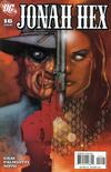 Cover for Jonah Hex (DC, 2006 series) #16