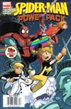 Cover for Spider-Man and Power Pack (Marvel, 2007 series) #1 [Newsstand]