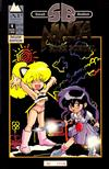 Cover for Small Bodied Ninja High School (Antarctic Press, 1992 series) #1 [deluxe]