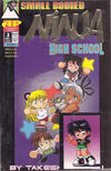 Cover for Small Bodied Ninja High School (Antarctic Press, 1992 series) #3 [deluxe]