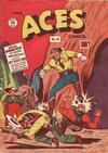 Cover for Three Aces Comics (Anglo-American Publishing Company Limited, 1941 series) #54