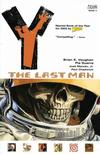 Cover for Y: The Last Man (DC, 2003 series) #3 - One Small Step [First Print]