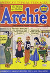 Cover for Archie Comics (Bell Features, 1948 series) #44