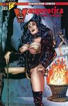 Cover for Vamperotica (Brainstorm Comics, 1994 series) #12