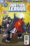 Cover for Justice League Unlimited (DC, 2004 series) #29