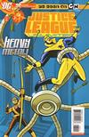 Cover for Justice League Unlimited (DC, 2004 series) #30