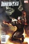 Cover for Thunderbolts (Marvel, 2006 series) #111 [Newsstand]