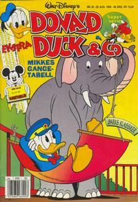 Cover Thumbnail for Donald Duck & Co (Hjemmet / Egmont, 1948 series) #35/1995