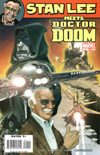 Cover Thumbnail for Stan Lee Meets Dr. Doom (Marvel, 2006 series) #1