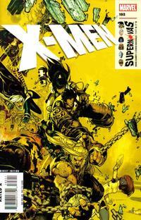 Cover Thumbnail for X-Men (Marvel, 2004 series) #193
