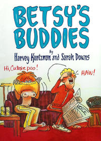 Cover Thumbnail for Betsy's Buddies (Kitchen Sink Press, 1988 series)
