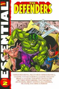 Cover Thumbnail for Essential Defenders (Marvel, 2005 series) #2