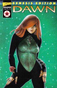 Cover Thumbnail for Dawn Genesis Edition (Sirius Entertainment; Wizard, 1999 series)