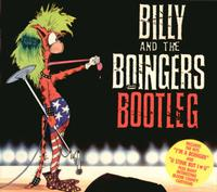 Cover Thumbnail for Billy and the Boingers Bootleg (Little, Brown, 1987 series)