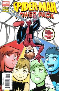 Cover Thumbnail for Spider-Man and Power Pack (Marvel, 2007 series) #2