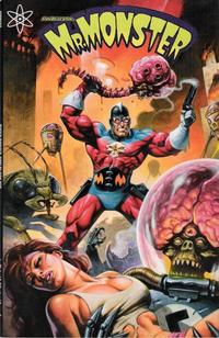 Cover Thumbnail for Mister Monster versus the Nazi from Mars or Mister Monster: Worlds War Two (Atomeka Press, 2004 series)